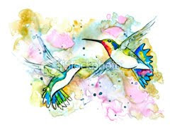 My Watercolors on iStock ~