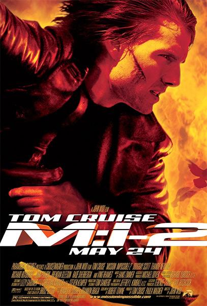 Misión Imposible 2 (HD 1080P y español – ingles 2000) poster box code