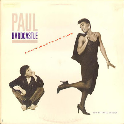Paul Hardcastle – Don't Waste My Time (New Extended Version) (1986) (VLS) (FLAC + 320 kbps)