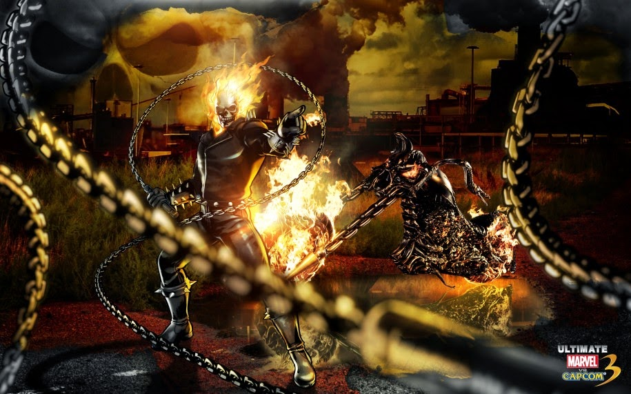 ghost rider online games