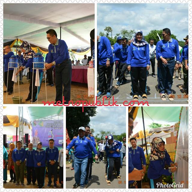 Lampung Timur Peringati Hari Kesehatan Nasional