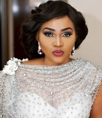 mercy aigbe africa magic 2017 dress