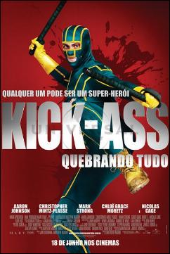 Download Kick-Ass: Quebrando Tudo