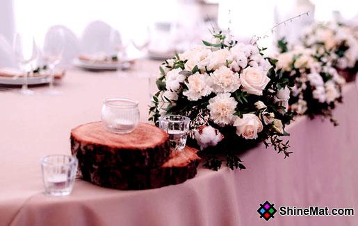 2017 wedding trends decor