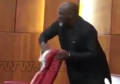 Dino Melaye Cleans