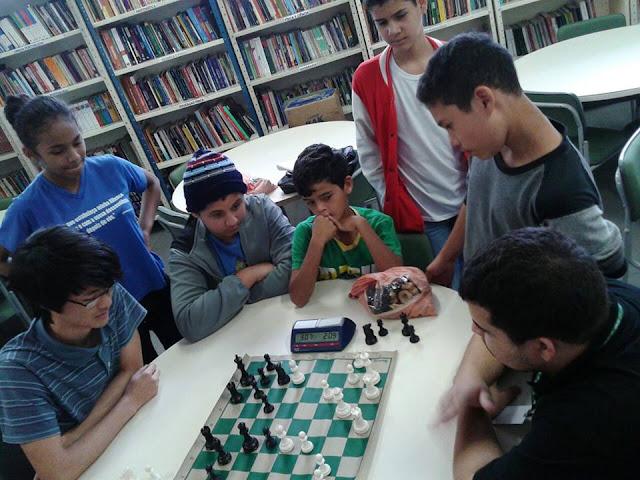 IFSP inicia projeto de Xadrez em escolas de Registro-SP
