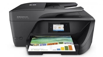 HP OfficeJet Pro 6960 All-in-One Printer series - Free Download Driver