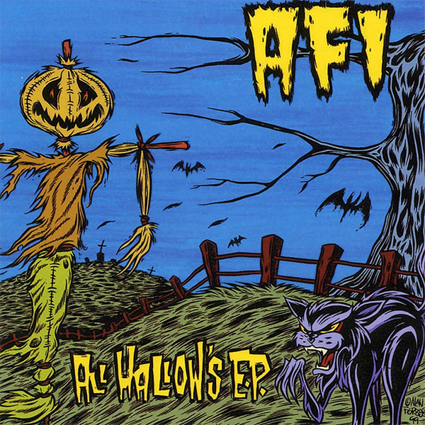 """AFI to re-release """"All Hallow's"""" for 20th anniversary"""