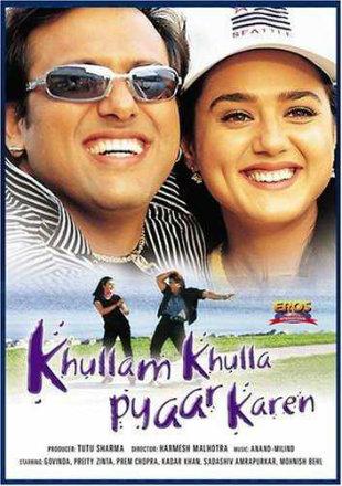 Khullam Khulla Pyar Karen 2005 Hindi 300mb Dvdscr Movie Download 700MB