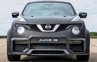 Nissan Juke-R 2. 0 Siap Lawan Fiat 500 pLus VW Golf