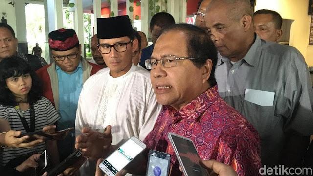 Rizal Ramli akan Tangkap 100 Orang Berengsek Jika Menang Pilpres