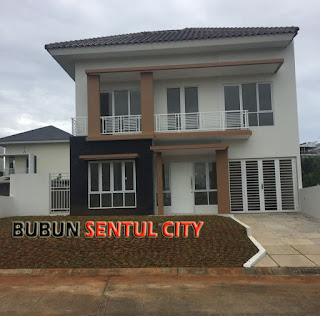 Rp.3.750.000.000 Dijual Rumah Baru Siap Huni Di Cluster Empire Park Sentul City (code:239)