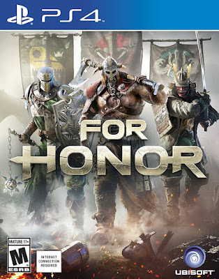 For Honor game Cover