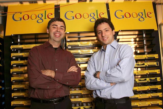 Mengenal Larry Page Dan Sergey Brin Duet Hebat Penemu Google