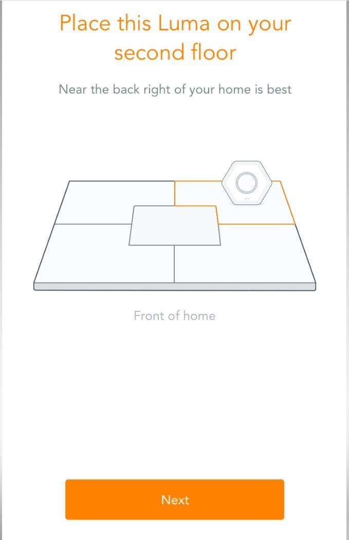 The Home Geek Blog: Luma WiFi - Hands On