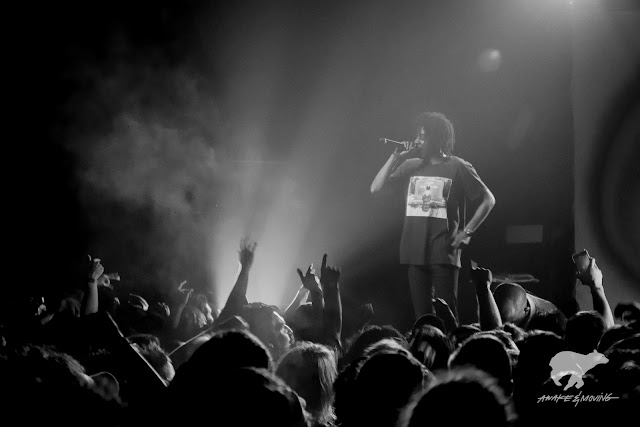 From Old to Atrocity Exhibition, Danny Brown keeps it lit.