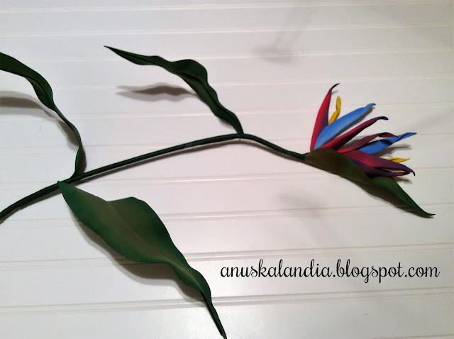 Flor-goma-eva-Ave-del Paraíso-Anuskalandia