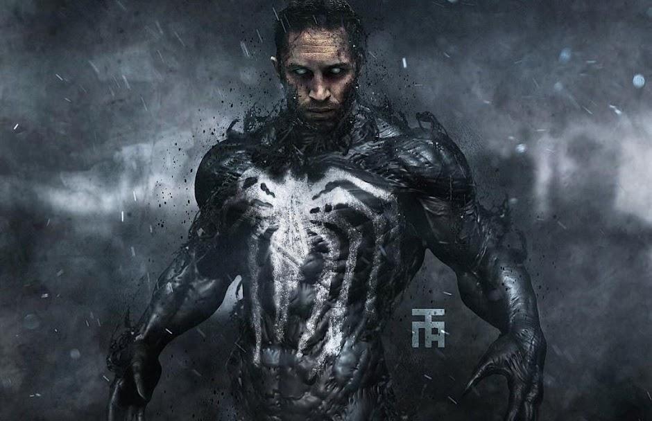 """Saiu o primeiro trailer de """"Venom"""", com Tom Hardy"""
