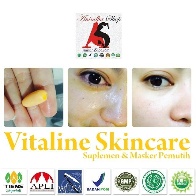 Masker Vitaline