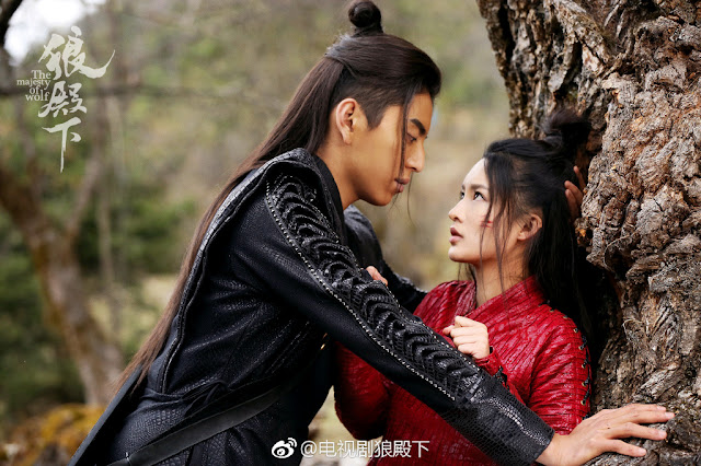 The Majesty of Wolf  Darren Wang Li Qin