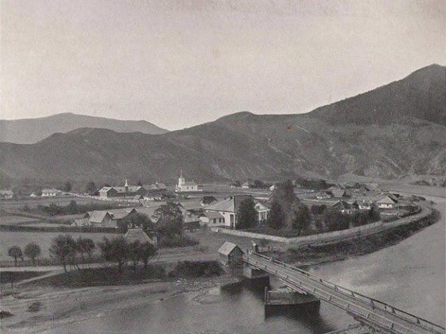 Fotografii vechi cu oameni și locuri din Broșteni