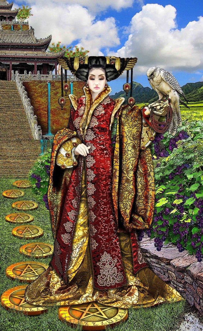 The Pentacles Suit Tarot Cards Meanings In Readings: Senhor Da Vida Tarot: Maio 2011