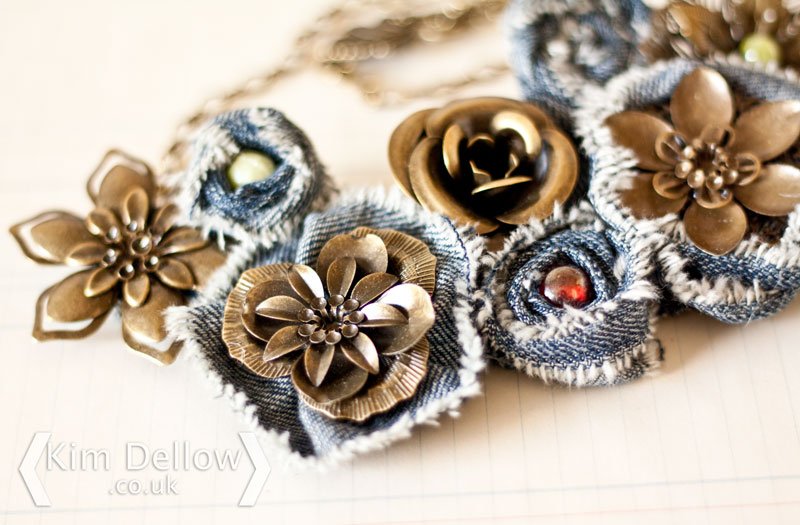 Metal Filigree Flower Embellishments From The Bead & Button Company