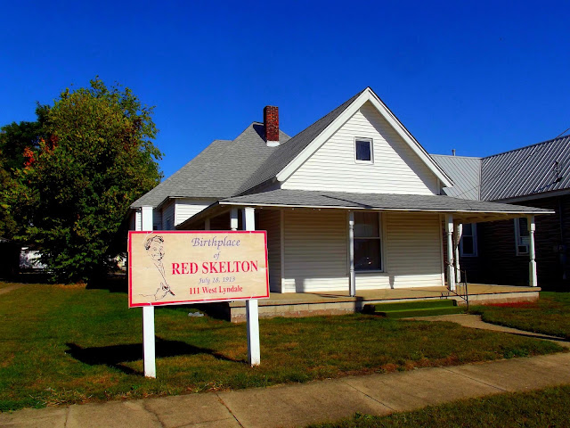Red Skelton Birthplace