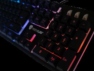 backlit keyboard effects