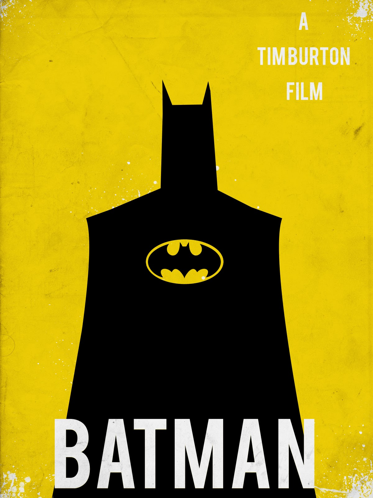 RCDesign + Illustration: Minimalist Movie Posters.