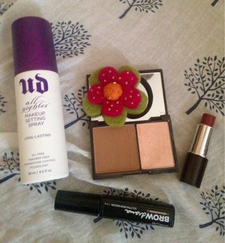 Makeup extras