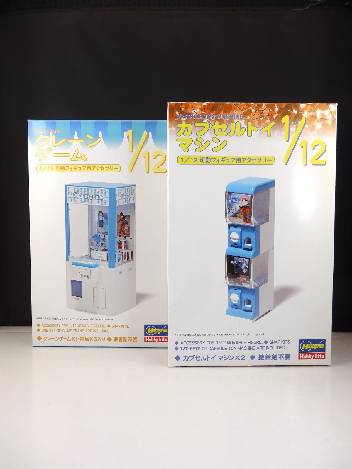 hobby kits 1 12 scale. I Am Currently Obsessed With Miniature Gashapon Machines (capsule Machines), And These Kits Were Really Fun To Put Together Customise. Hobby 1 12 Scale P