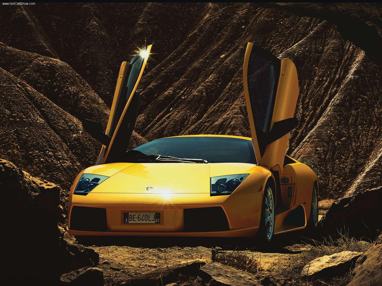 Luxury Lamborghini Cars: Lamborghini Murcielago Wallpaper