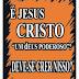 É Jesus Cristo - Um deus Poderoso  - Edinaldo Nogueira