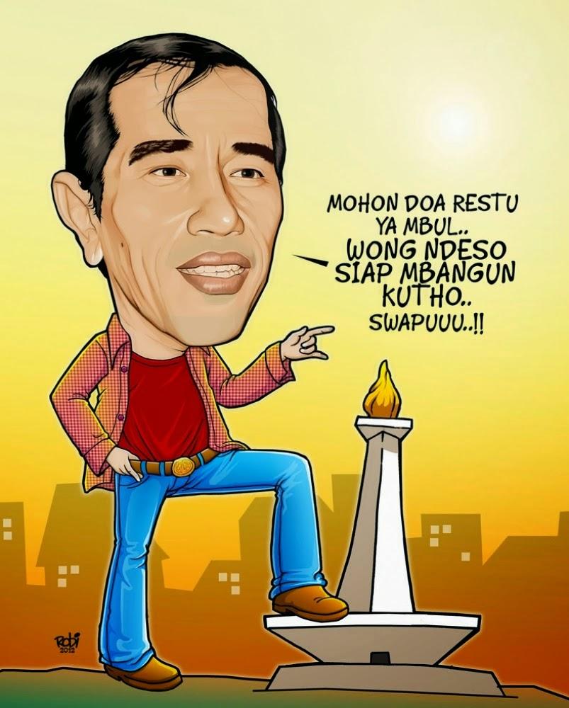Foto Lucu Bergerak Jokowi Terbaru Display Picture Unik