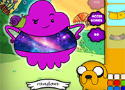 Lumpy Space creador de princesa