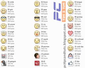 Smiley Faces Emoticons
