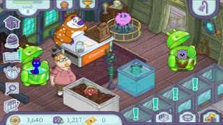 Monster Pet Shop android