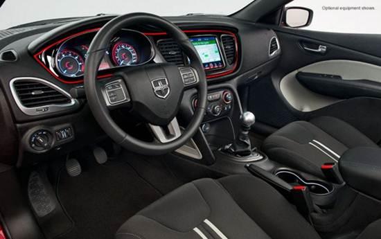 2016 Dodge Dart SXT Rallye Turbo