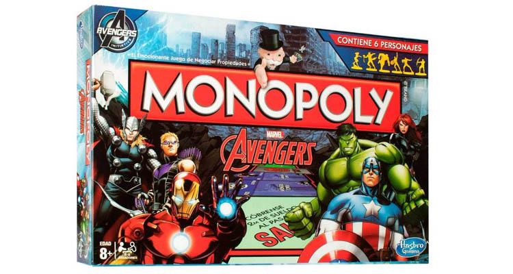 Monopoly Vengadores