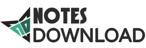 Download Notes