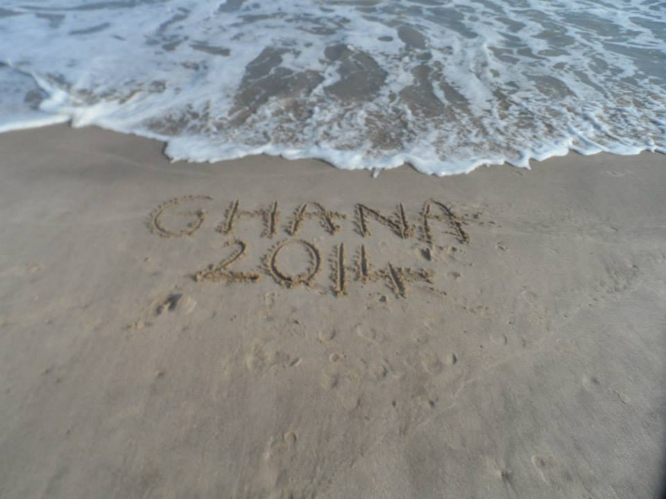 Working In Ghana For A Month (2014)