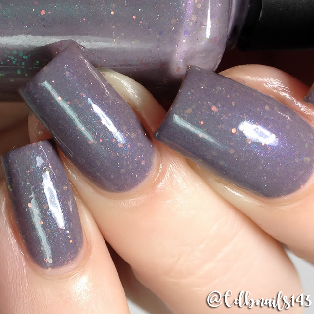 Poetry Cowgirl Nail Polish-Faerie Wishes She Could be Here