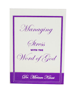 Christian books in Nairobi Kenya Managing Stress with the Word of God