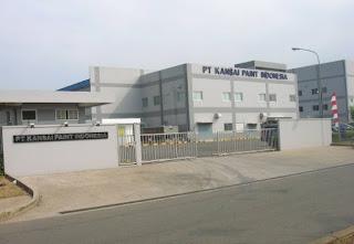 Lowongan Kerja Cikarang : PT Kansai Paint Indonesia - Operator Produksi
