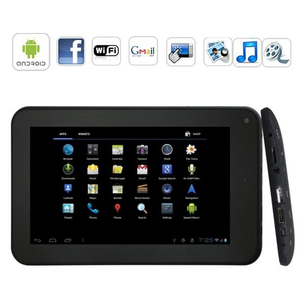 tablette tactile smartphone android et leurs accessoires yonis shop tablette tactile android. Black Bedroom Furniture Sets. Home Design Ideas