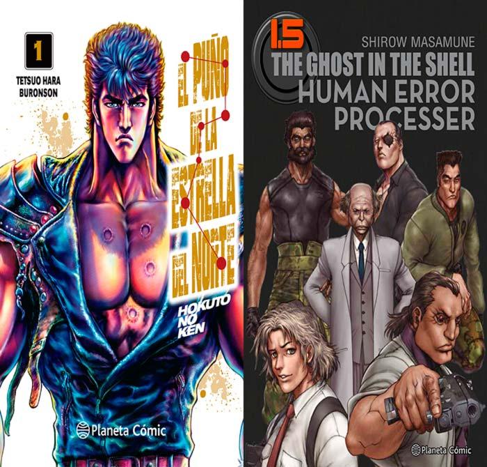 Novedades Planeta Comic abril 2019
