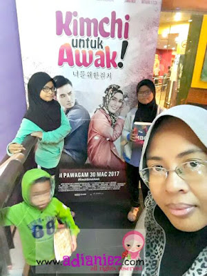 Layan Panggung Wayang | Beauty & The Beast & Kimchi Untuk Awak!