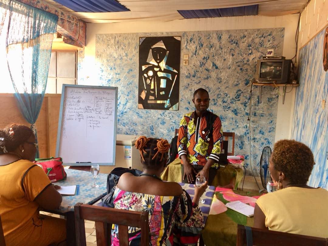 Togo : << Une Maison, un Potager >> une initiative de Tar Agro en partenariat avec le Restaurant Etoile de l'Aurore.