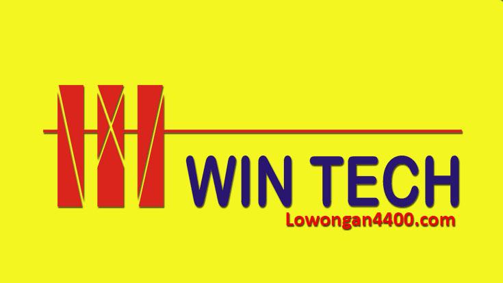 Lowongan Kerja CV. Wintech Pratama Tangerang